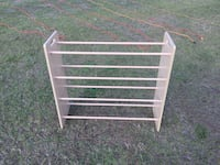 Wooden rack  DeBary, 32713