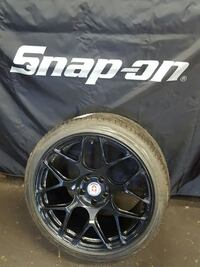 New Rim and Tire(1x in stock) Elizabeth