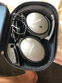Bose headphones and noise canceling Oslo, 0050
