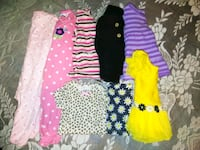 0-3 months baby girl clothes  Fort Wayne, 46806