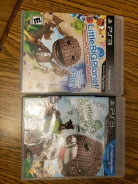 Little Big Planet GOTY and LBP2  East Stroudsburg, 18302