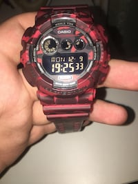 Casio G-Shock Serdivan, 54055