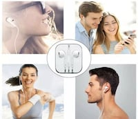 Earphone earbud headphones for iPhone 4 5 6 7 8 X Xs and 11  Richmond Hill, L3T 7Y7