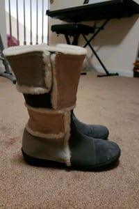 Girls winter shoes Brand New size 32 (US 1) Baltimore, 21209