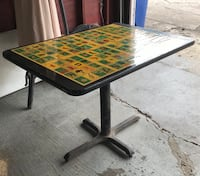 Restaurant tables (10 available) Base & Top Cicero