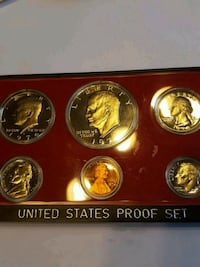 1974 United States proof set Canyon Lake, 78133
