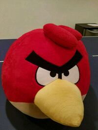 Angrybirds plush large Chantilly, 20152