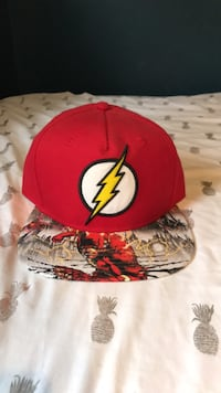 Flash adjustable flat bill Snapback hat still for sale! Maplewood, 55109