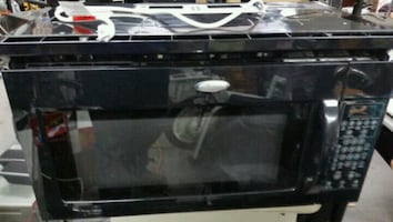 Whirlpool 30inch. Over the range 2cu. Ft