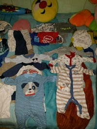 baby's assorted clothes Clearwater, 33763