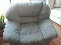 Couch and chair for sale.  Alexandria, 22306