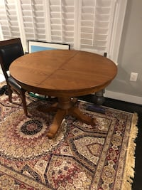 "45"" maple extension dining table Washington, 20011"
