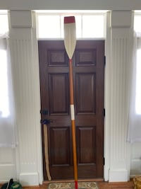 Giant oar  decoration. Looks great hung up in bedroom or basement wall Chantilly, 20152