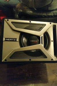 "HERTZ 10"" SUBWOOFER 750watts  Cambridge, N1R 1M8"