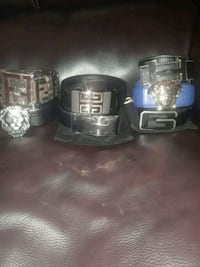 Men's & women's belts