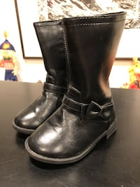 Black Boots from Children's Place-5 Rockville, 20853