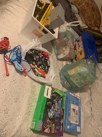 Toys Assorted Bundle (Cars, Smurfs, Farm, Ninja Turtles, Rocket, lego Calgary, T2A 2A8