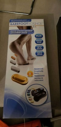 Foot pain relief.  New Edmonton, T6M 2G7