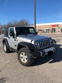 Certified 2007 Jeep Wrangler Whitby
