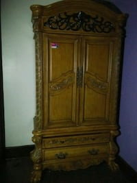armoire ,     name your price. must pick up right