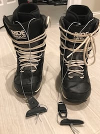 RIDE Snowboard  boots size  8 Waterford, 06385