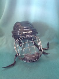 Certified Bauer Small  BHH7500S Hockey Helmet