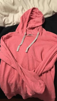 pink pull-over hoodie Airdrie, T4B 2S8