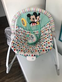 Mickey Mouse baby bouncer chair Las Vegas, 89115