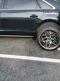 20 inch Rims and Tires 5×112 came off 2013 audi a6