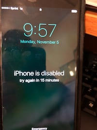 FOR SALE IPHONE 7 PLUS DISABLED Long Beach, 90805