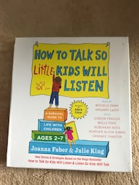 Audio book cd - how to talk so little kids will listen  Columbia, 21046