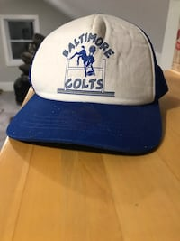 Baltimore colts hat Westminster, 21157