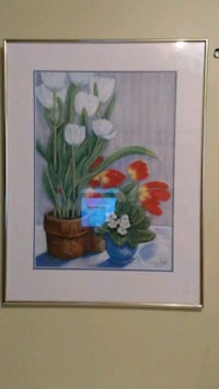 Original Pastel by Danice Kekeic 1995 Burlington, L7R 3P8