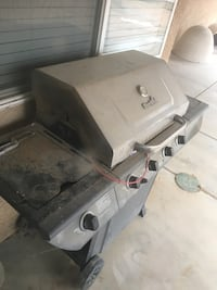 Barbecue char broil