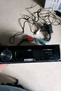 JVC KD-R790BT CD Receiver featuring Bluetooth / US
