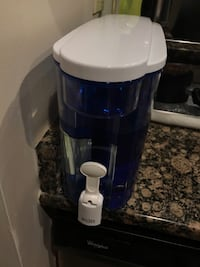 PUR Classic 18 Cup Water Dispenser + 4 new filters