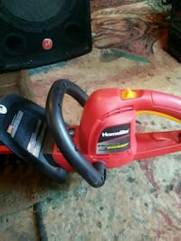 red and black Homelite chainsaw Milwaukie, 97222
