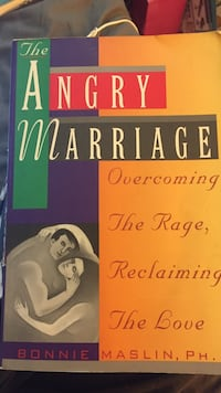 Angry Marriage - overcoming the rage, reclaiming the  love Kissimmee, 34743