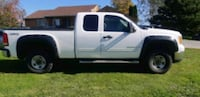 2008 - GMC  SIERRA 2500HD 4X4 ONLY 162,000K  Goodwood