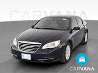2013 Chrysler 200 sedan Touring Sedan 4D Blue  Gaithersburg