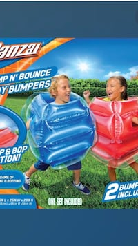 Bounce and jump bodybumpers