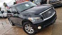 Infiniti - QX 56 - 2012 Houston, 77076