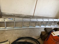 24 ft extension ladder Mustang, 73064