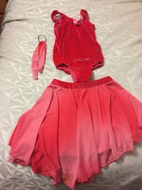 High quality ballet solo dance costume Caledon