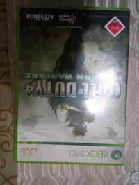 Xbox 360 Call of Duty Black Ops kılıfı Bursa