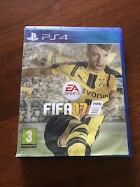 Caso di gioco FIFA 17 PS4 Scandicci, 50018