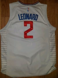 Nike Los Angeles Clippers Kahwi Leonard NBA Jersey
