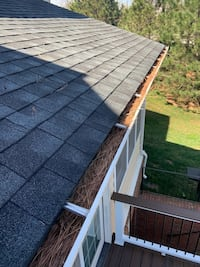 Gutter repair Woodbridge, 22191