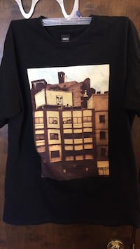 Obey shirt size large