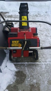 Toro ccr 2000 snowblower